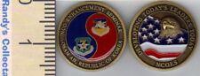 USAF NCO Enhancement Seminar Osan AB ROK Challenge Coin