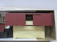 ATHEARN~ #1200~ UNDECORATED~ 40' BOXCAR-LOT B ~KIT~HO SCALE