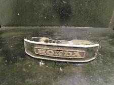 HONDA CX500 CUSTOM 1979 FRONT NAME PLATE