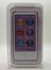 Apple iPod Nano 7. Generation 0.2oz 16GB -diverse Colours New Sealed