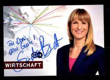 Sandra Berndt Autogrammkarte Original Signiert # BC 111059