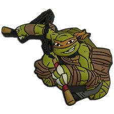 CROCS JIBBITZ-Ninja Turtles Michelangelo Nouveau/Neuf dans sa boîte
