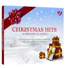 Christmas Hits 50 Original Classics-Inclus here comes santa claus