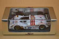 Spark S0325 - 1:43 Scale Model Of A Kremer K8 Porsche Number 1 Le Mans 1996