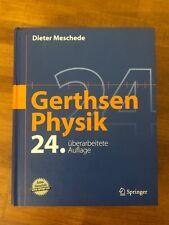 Gerthsen Physik (24. überarbeitete Auflage)