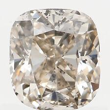 Natural Loose Diamond I J Color Cushion SI1 Clarity 4.60 MM 0.44 Ct L7362
