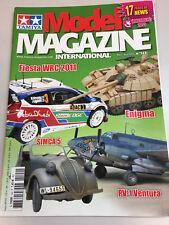 Tamiya Model Magazine Mars 2013 n°122