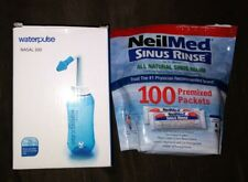 NeilMed RDC10130821 Sinus Rinse All Natural Relief 76 Premixed Packets