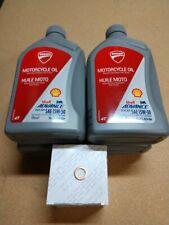 Ducati OEM Oil Change Kit - Newer Models