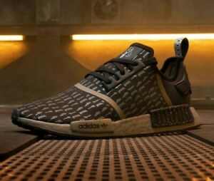 adidas Originals STAR WARS NMD_R1 THE MANDALORIAN Mandalorian collection