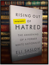 Rising Out Of Hatred �Signed� by Eli Saslow New Hardback 1st Edition First Print