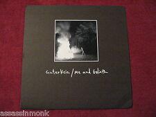 AUTARKEIA / ME AND GOLIATH split LP Merkit Battle Of Wolf Orchid emo