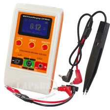 M4070 Electric Auto Ranging USB LCR Capacitance Meter Tester to 100H 100mF 20MR