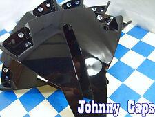 Hipnotic Maki Wheels Black Insert #864F527-2 Custom Wheel Cap Inserts (5)