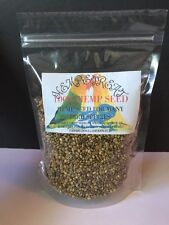 Hemp Seed,Bird Treat,parrot,chicken,dove,Canary,pigeon,most Bird Species (1 Lb )