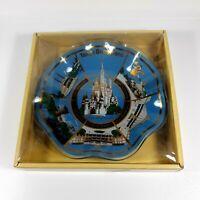 Walt Disney Productions Tokyo Disneyland Candy Dish Plate Ashtray Vintage 1982