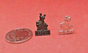2 IDTA Ballroom badges International Dance Teachers Association. Free UK Postage