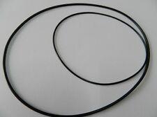 Cinghia PIATTO BOBINE PHILIPS N 4506 rubber Drive belts 2 quadrangolare Cinghia