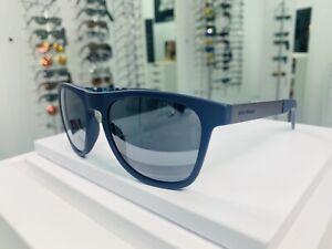 Hugo Boss Sunglasses BO0270/S Blue Stainless Steel Frame BRAND NEW 100% AUTHENTI