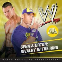 Cena and Orton - Rivalry in the Ring by West, Tracey-ExLibrary