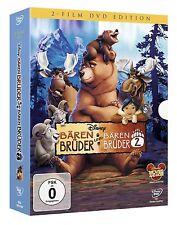 Disney - Bärenbrüder 1+2 auf 2 DVDs NEU+OVP