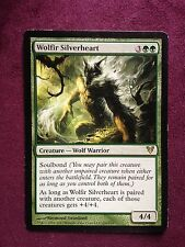Wolfir Silverheart  MTG PLAYED (see scan)