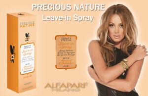ALFAPARF MILANO PRECIOUS NATURE Leave-in Spray Almond & Pistachio 125 ml