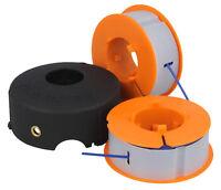 Spool Cover Head + Line Fits BOSCH PRO TAP ART 26 30 COMBITRIM EASYTRIM PROTAP