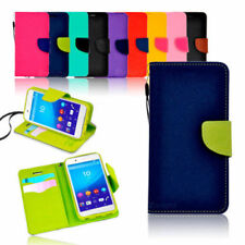 Mobile Phone Wallet Cases for Sony Xperia Z5 Compact