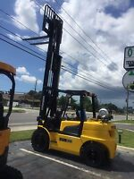 USED HYUNDAI 35L-7A FORKLIFT