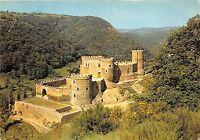 BR490 France Gorges de la Sioule Chateau de Chouvigny