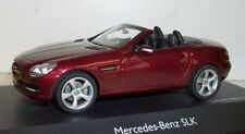 Véhicules miniatures rouge Schüco pour Mercedes