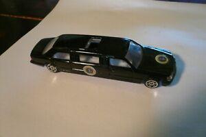 President Black Limousine Limo W/ Sun Roof