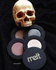 MELT Cosmetics GUN METAL STACK EYESHADOW  4 Shades Mirror Magnetic NEW AUTHENTIC