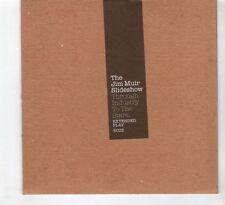 (HD780) The Jim Muir Slideshow, Through Industry To The Stars - 2004 DJ CD