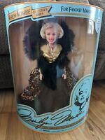 1993 Marilyn Monroe Collector's Series Fur Fantasy Marilyn Doll