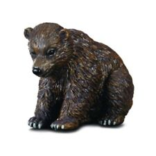 New CollectA 88024 Grizzly Bear Cub Toy Model Figure