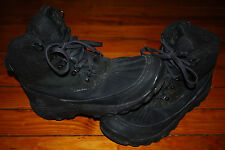 Men's Timberland Rime Ridge Black Duck 6 Inch Boots (11) 40191
