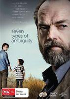 Seven Types Of Ambiguity DVD New Region 4 Alex DImitriades