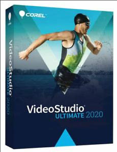 Corel VideoStudio Ultimate 2020✅lifetime activation✅100% money back gurantee