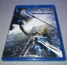 Final Fantasy VII: Advent Children (2009) Blu-ray