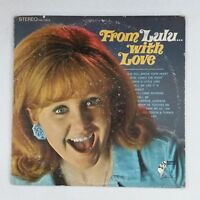 LULU From Lulu With Love PAS71016 LP Vinyl VG+ Cover VG  1967 First U.S. Release