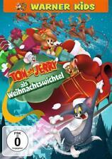 Tom & Jerry als Weihnachtswichtel DVD Neu