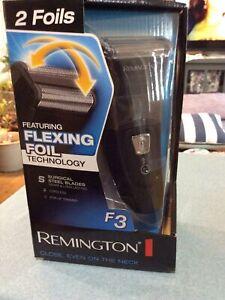 Remington F-3790 Cordless Rechargeable  Men's Electric Shaver NIB