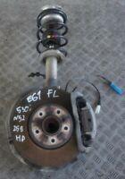 BMW 5 E61 530i N52 258PS Set Molla Sospensioni Cuscinetto Perno Frontale SX