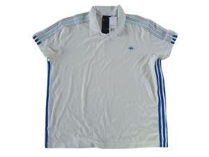 adidas by Alexander Wang Polo Shirt Herren Größe XL -NEU- BR6214