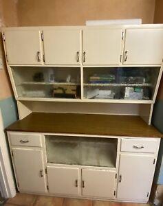 1950s 1960s kitchen cabinet