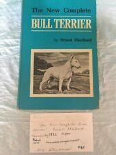 The New Complete Bull Terrier by Ernest Eberhard
