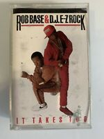 Rob Base & DJ E-Z Rock It Takes Two (Cassette)