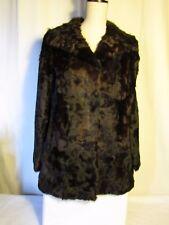 veste vintage vison d'élevage marron  ETCH PELZ     38/40